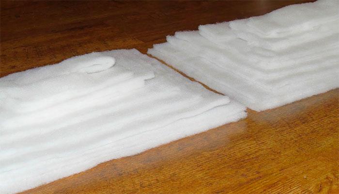 Синтепон для набивки подушек